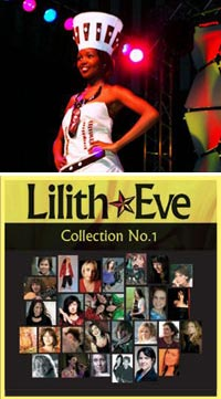 Maishagalan & Lilith Eve CD